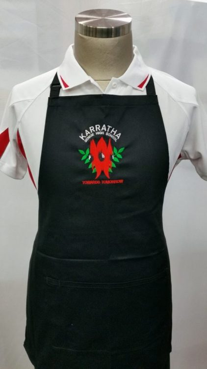 Aprons Embroidery Perth