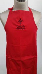 Apron Perth Embroidery