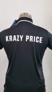 Polo Shirt Printing Perth