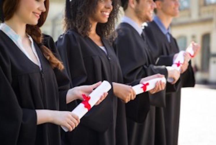 Magnificent Graduation Gown Hire Crest - Top Wedding Gowns ...