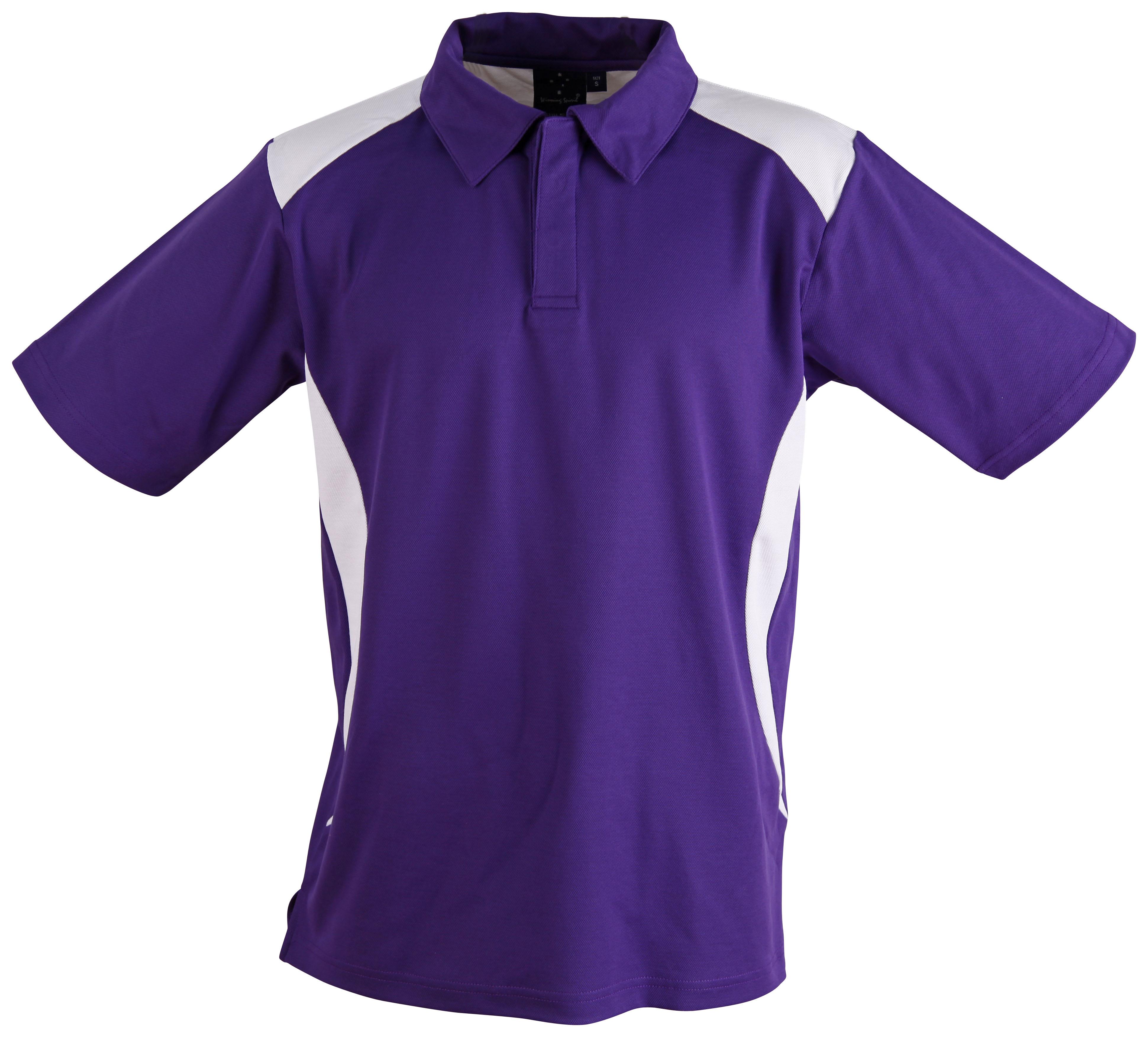 Stubbies Children Kids School Wear Short Sleeve Polo Shirt sz 4 Colour Sky