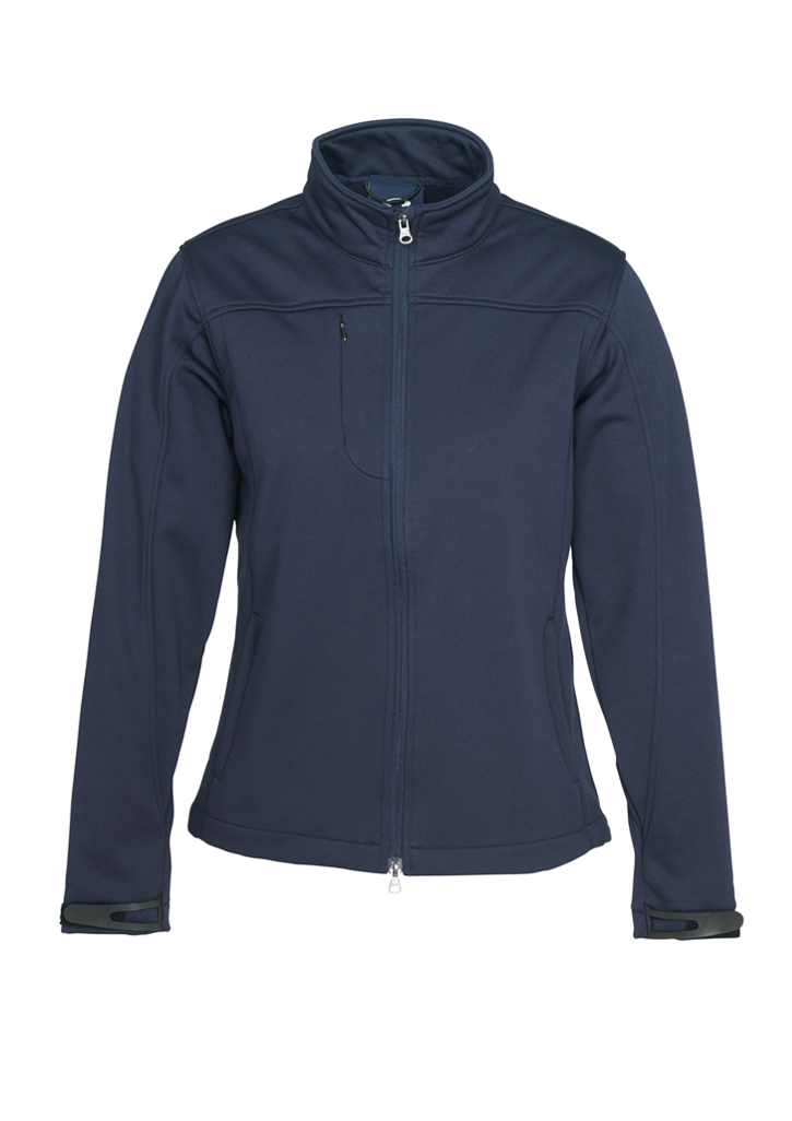 Biz Collection Soft Shell Jacket Wanneroo Uniforms Perth