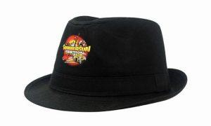 4279 - Fedora Cotton Twill Hat