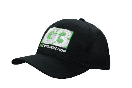 Legacy Cotton Cap Perth Embroidery Screen Printing WANNNEROO