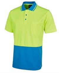 Jbs Hi Vis Polo Shirt